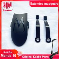 Kaabo Mantis 10 pièces Ensemble de garde-boue de garde-boue étendue pour Kaabo Mantis Scooter Scooter Skateboard Scooter Scooter