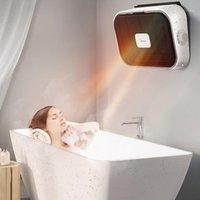 Chauffage électrique mural mini chauffe-ventilateur salle de bain domestique portable cuisinière chaleur pratique cuisinière radiateur machine de radiateur pour Winter1