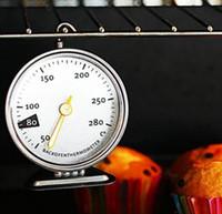 Mutfak Elektrikli Fırın Termometre Paslanmaz Çelik Pişirme Fırın Termometre Pişirme Araçları Mutfak Mekanik Termometre 50-280 ° C