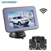 자동차 후면보기 카메라 HD 마그네틱 브래킷 5 인치 디지털 무선 AHD 디스플레이 DW502 액세서리