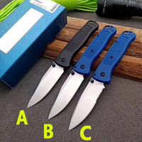 High quality Bench BM 535 BM535 folding knife EDC S30V outdoor tactical knife camping hunting hiking micro BM 940 485 781 Pocket knife