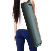 Multifunktionale Yoga-Tasche Fitness-Matte Rucksack Wasserdichte Lieferungen Tasche Yoga-Matte Aufbewahrungstasche Pilates Leinwand Wasserdichte Tragrage Umhängetaschen