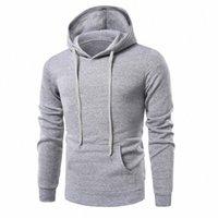 Miicoopie Men's Pullover EcoSmart Fleece Com Capuz Sweatshirt GMFO #