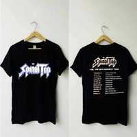 SPINAL TAP TOUR T- Shirt Reprint Size S - 5XL sport Hooded Sw...