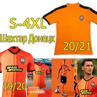 2019 2020 FC Shakhtar Donetsk Soccer Jersey Mailleot De Football Shirts 2020 2021 جديد Chándal دي Fútbol Moraes Marlos Solomon Junior