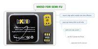 Top NOUVEAU NOUVEAU MMSD4 3M Sticker Colle Adhésif 3M ICCID DÉLOCK LTE 4G MENU POSM-UP AUTO POUR IP6 6S 7 8 x XS XR XSMAX 11Pro USIM VSIM V7 Gevey JV
