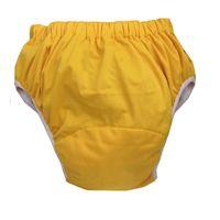 4 escolha de cor impermeável crianças mais velhas cobertura Adulto fraldas de pano Fraldas fraldas calças adulto fraldas XS S M L 201020