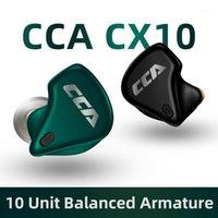 CCA CX10 2020 Ringeisen True Wireless Bluetooth In-Ear Binaural Geräuschreduzierung Sport Laufspiele Musik hören Kopfset1
