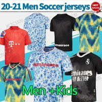 HRFC jerseys Man utd Real madrid 2021 Human Race collection ...