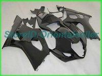 Injection mold Fairing body kit black AF17 For SUZUKI GSXR1000 03 04 GSX-R1000 Bodywork GSXR 1000 K3 2003 2004 Fairings set+gifts2