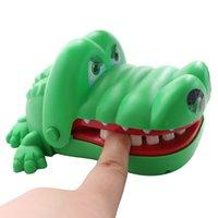 جديد حار عض اليد هفوة اللعب الإبداعية مضحك لعبة التفاعلية تمساح الأسنان دغة النكات لعبة فنجر لعبة الأطفال الهدايا