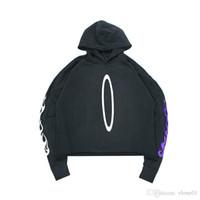 19ssischer Hoodie Hip Hop Hoodie Hohe Qualität Schwarzer Mens Stylist Hoodies Männer Frauen Sweatshirts Größe S-XL
