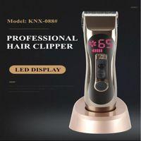 Barber Use Electric Mejore Clippers de pelo recargable mejor para hombres Professional 0881