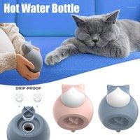الكلب الملابس حقيبة المياه اليد دفئا زجاجة الميكروويف المحمولة لطيف الكرتون القط برودة reusable التدفئة الجليد التبريد في الهواء الطلق هدية # T2G1