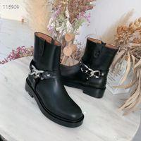 الأحذية النسائية الأزياء البريطانية الأحذية جولة رئيس مارتن الأحذية الراقية سلسلة مريحة الأحذية البرية تصميم سستة الكاحل الأحذية