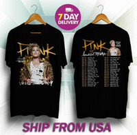 P! NK BELLE ROSE TRAUMA WORLD TOUR 2019 T-SHIRT TAILLE S-5XL le sport Sweat à capuche à capuche