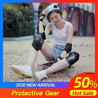 ARDEA Outdoor Sport helmet Elbow Knee Pads Skating Protectiv...