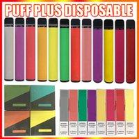 퍼프 플러스 일회용 vape 펜 전자 담배 장치 550mAh 배터리 3.2ml 포드 미리 채워진 800 퍼프 퍼프 바 키트 대 공기 막대 맥스