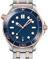 Rose Gold Gummi Strap Herren Mode Damen Tag Dame Frauen Designer Mens Diamond Mechanische Automatische Armbanduhr Bewegung Uhr Uhren Uhren