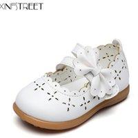 Xinfstreet Baby Girls Обувь Дышащая Мягкая Боути Малыша Детская Обувь Принцесса Для Девочек Размер 21-30 201113