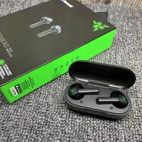 2021 Razer Hammerhead TWS Наушники Bluetooth Earbuds высококачественные звуковые игровые гарнитуры гарнитуры наушники TWS спортивные телефоны наушники в розницу