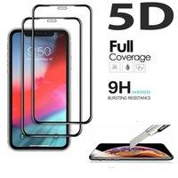 Protecteur d'écran de verre trempé pour iPhone 12 / Mini / Pro Max Cell Phone Screen Protectors