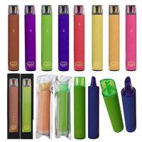 2000 Puffs Descartáveis Vape Pen Puff Max Cigarro Eletrônico Fabricante E Vapor 8.5ml Pod Vaporizador Descartável para Atacado