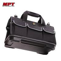 سعة كبيرة أداة حقيبة الأجهزة المنظم حزام كروسبودي حزام الرجال حقائب السفر البراغي مجموعة أدوات كهربائي نجار حقيبة الظهر Y200324