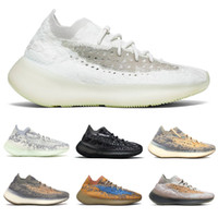 2020 Nuovo Lmnte Donna Uomo Running Shoes Shoes Alien Mist Pepper Blu Avena Kanye West Sneaker Des Chaussures Scarpe riflettenti