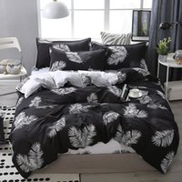 Designer Bed Comforters Sets Cotton Home Textile Twin King Queen Size Bed Set Bedclothes with Bed Sheet Pillow Case