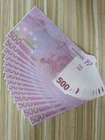 Hot-Selling Simulation 500 Dollar Fake Geld-Spielzeug-Münz-Film- und Fernseher-Shooting-Requisiten-Praxis Banknoten-Bar-Spiel-Token