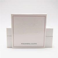 925 Sterling Argent Polissage Tissu Mode Femmes Bijoux Nettoyage Polonais Style européen pour Pandora Charm Bracelet Collier