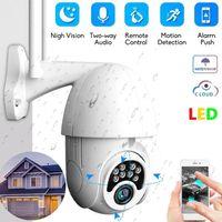 Cámaras 1080P V380 Cámara WIFI PTZ IP inalámbrica 2MP Seguridad CCTV Vigilancia Detección Move Detección