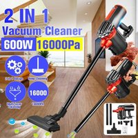 600W Portable Handheld Vacuum Cleaner Low Noise Mite Removal Multi-function Strong Suction 16000Pa Dust Collector Aspirator1