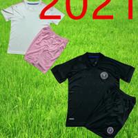 2021 الرجال ميامي لكرة القدم جيرسي 2021 أحدث الرجال أفضل نادي اللياقة البدنية ملابس لمجموعة الكروي الجديد