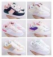 Bebek 2020 Moda Klasik Ayakkabı Çocuk Erkek Kız Çocuk Gençlik Genç Kaykay Spor Ayakkabı Paten Sneaker Boyutu EUR26-35