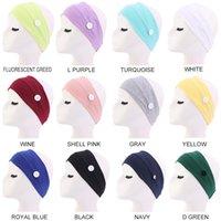 Solide Couleur unisexe Bandeau Caps cheveux élastiques pour homme femme stretch extérieure Fitness tête Bandes Hairban Accessoires cheveux