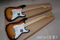 2020 Kostenloser Versand Standard Stratocaster Guitar Custom Body Made in USA E-Gitarre auf Lager