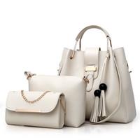 Borsa composita HBP Borse a tracolla Borsa per borsetta Borsa da borsetta Nuovo designer Borsa di alta qualità Moda di alta qualità Moda Tre-in-One Chain Lady