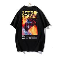 Neue Mode Marke Kurzarm T-Shirt Männer und Frauenliebhaber Gedruckt Herren T-Shirt
