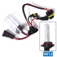 35W xenon bulbo hir2 9012 lâmpada de ângulo de balanço 12v hid xenon lâmpada de nevoeiro lâmpada de nevoeiro automático lâmpada de substituição do farol 4300K 6000K 8000K 12000K 15000K