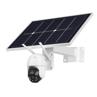 1080P IP Camera WIFI 8W Solar Panel Battery Security Camera ...