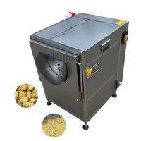 45 Tipo Venta Caliente Peces Patata Lavado Peeling Machine Radish Washer Cassava Carrot Jengibre Peeler Machine