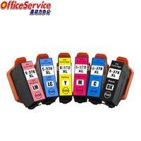 Cartuccia inchiostro Cartuccia compatibile 378xl T378 E-378XL 378 per espressione PO XP-8500 XP-8505 Stampante