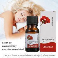 New 10ml Reines ätherisches Öl für Luftbefeuchter, Duftlampe, Diffusor Stress abzubauen Pflanzenessenz Hilfe Schlaf