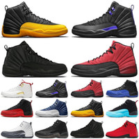 جديد رجالي أحذية كرة السلة jumpman 12s الظلام كونكورد 12 عكس الانفلونزا لعبة الذهب 11 ثانية الذكرى 25 ثانية 11 bed نساء الرياضة رياضة المدربين