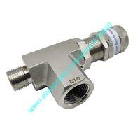 SS316L 2500 a 3500 psi de aço inoxidável de alta pressão válvula de segurança proporcional proporcional da válvula válvula de alívio da pressão