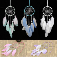 Wedding Party Decoration Ornament Handmade Dream catcher Cir...