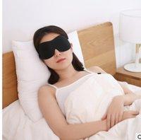 الأسهم 3D قناع العين النوم في المخزن للبيع، يمكن مزيج اللون في الموافقة المسبقة عن علم البرامج / غطاء العين / eyepad للنوم