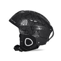 Горнолыжные шлемы Gobygo мужчины женщины зимние лыжи на велосипеде наполовину покрытый шлем наружное движение Сохраняйте теплую защиту головы